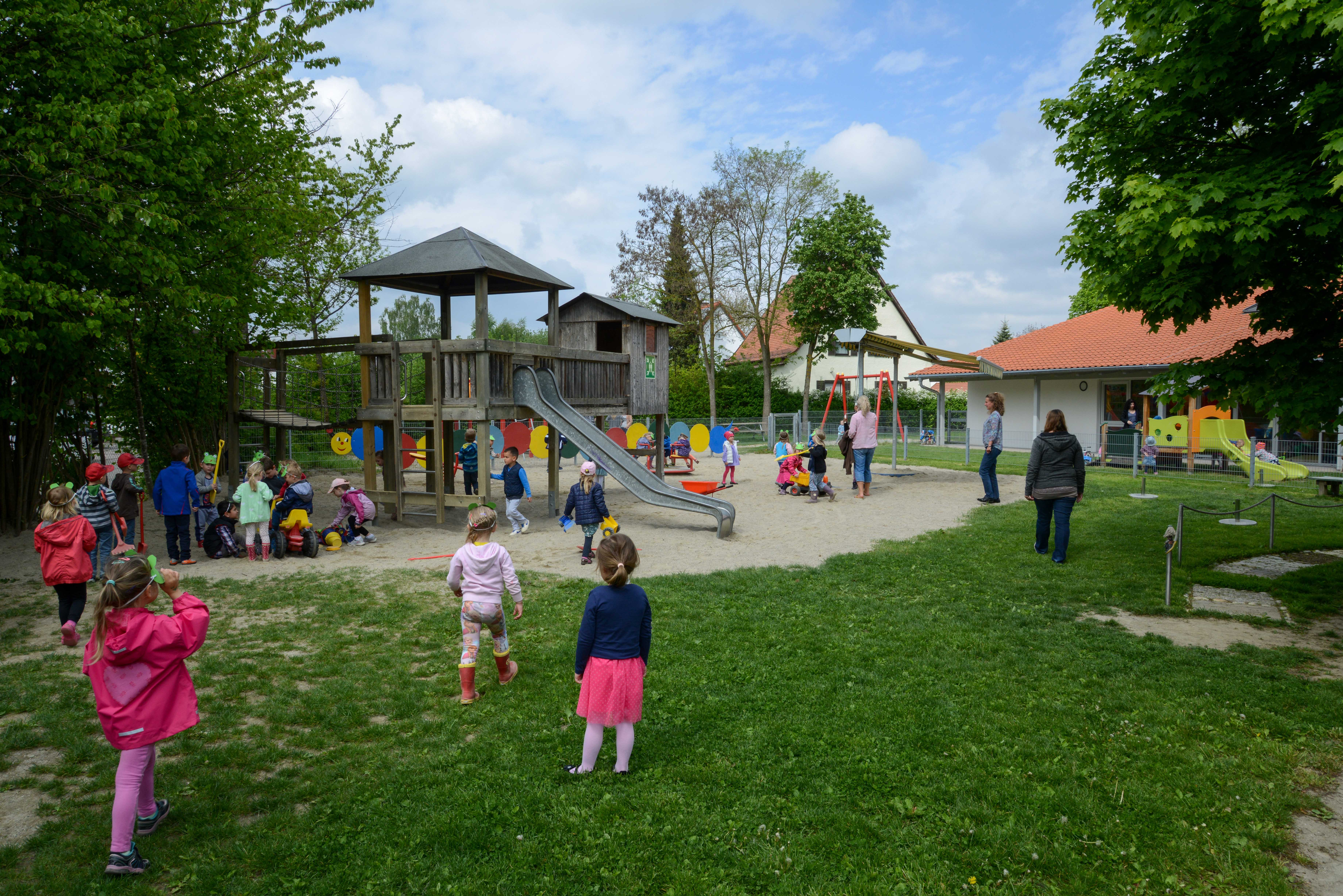 Kindertagesstatte Lowenzahn Toging Brk Altotting